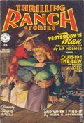 Thrilling Ranch Stories (1945-1953 Atlas Publishing) UK Edition Vol. 4 #8