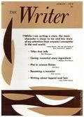 The Writer (1887-current The Writer, Inc) Magazine Vol. 88 #8