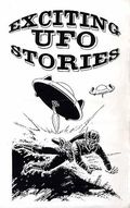 Exciting UFO Stories (1992 Fading Shadows) Fanzine 2