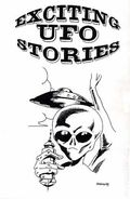 Exciting UFO Stories (1992 Fading Shadows) Fanzine 5
