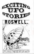 Exciting UFO Stories (1992 Fading Shadows) Fanzine 6