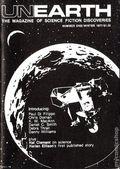 Unearth (1977-1979 Unearth Publications) Fanzine 1