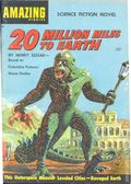 Amazing Stories Science Fiction Novel (1957 Ziff-Davis Publishing) Digest 0