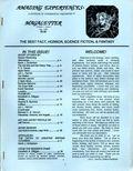 Amazing Experiences (1990 Jon L. Herron) Fanzine 1