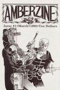 Amberzine (1992-2005 Phage Press) Fanzine 1