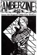 Amberzine (1992-2005 Phage Press) Fanzine 2