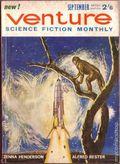 Venture Science Fiction (1963-1965 Atlas Publishing) UK Edition 1