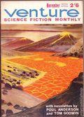 Venture Science Fiction (1963-1965 Atlas Publishing) UK Edition 3
