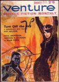 Venture Science Fiction (1963-1965 Atlas Publishing) UK Edition 5