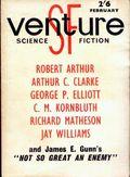 Venture Science Fiction (1963-1965 Atlas Publishing) UK Edition 6