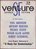 Venture Science Fiction (1963-1965 Atlas Publishing) UK Edition 8