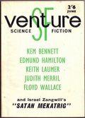 Venture Science Fiction (1963-1965 Atlas Publishing) UK Edition 10