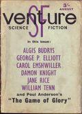 Venture Science Fiction (1963-1965 Atlas Publishing) UK Edition 12