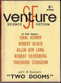 Venture Science Fiction (1963-1965 Atlas Publishing) UK Edition 20