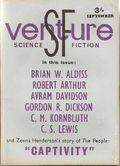 Venture Science Fiction (1963-1965 Atlas Publishing) UK Edition 25