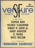 Venture Science Fiction (1963-1965 Atlas Publishing) UK Edition 28