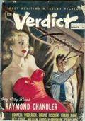 Verdict (1953 Flying Eagle Publications) UK Edition Vol. 1 #3