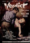 Verdict (1953 Flying Eagle Publications) UK Edition Vol. 1 #4