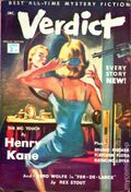 Verdict (1953 Flying Eagle Publications) UK Edition Vol. 1 #5