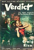 Verdict (1953 Flying Eagle Publications) UK Edition Vol. 1 #6