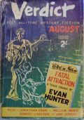 Verdict (1953 Flying Eagle Publications) UK Edition Vol. 1 #8