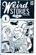 Weird Stories (1996-1998 Fading Shadows) Magazine 1