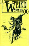 Weird Stories (1996-1998 Fading Shadows) Magazine 5