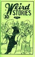 Weird Stories (1996-1998 Fading Shadows) Magazine 10