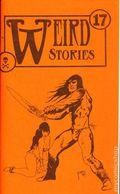 Weird Stories (1996-1998 Fading Shadows) Magazine 17