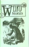 Weird Stories (1996-1998 Fading Shadows) Magazine 18