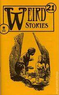 Weird Stories (1996-1998 Fading Shadows) Magazine 21
