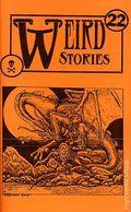 Weird Stories (1996-1998 Fading Shadows) Magazine 22