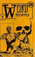 Weird Stories (1996-1998 Fading Shadows) Magazine 26