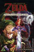 Legend of Zelda Twilight Princess GN (2017- A Viz Digest) 6-1ST