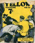 Yellow Magazine (1921-1926 Amalgamated Press) 38