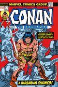 Conan the Barbarian Omnibus HC (2018- Marvel) 3B-1ST