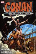Conan the Barbarian Omnibus HC (2018- Marvel) 3A-1ST