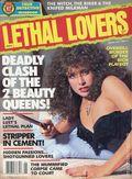 True Detective Yearbook (1991 RGH Publishing) True Crime Magazine Vol. 1992 #1