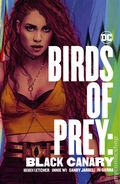 Birds of Prey Black Canary TPB (2020 DC) 1-1ST