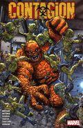 Contagion TPB (2020 Marvel) 1-1ST