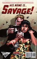 His Name is Savage GN (2020 ComicMix) 1-1ST