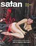 Satan (1957 Stanley Publications) Magazine Vol. 1 #2