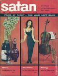 Satan (1957 Stanley Publications) Magazine Vol. 1 #3