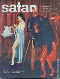 Satan (1957 Stanley Publications) Magazine Vol. 1 #5