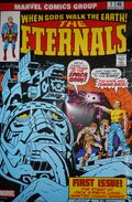 Eternals #1 Poster (2019 Marvel) By Jack Kirby ITEM#1
