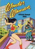 Wonder Woman Annual HC (1979 Egmont Publishing) UK 1980