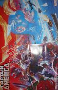 Captain America #1A Poster (2018 Marvel) art by Alex Ross ITEM #1