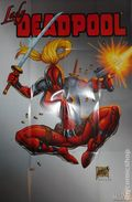 Deadpool Merc with a Mouth Poster (2010 Marvel) by Rob Liefeld ITEM #1
