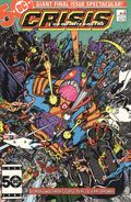 Crisis on Infinite Earths (1985) 12