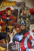 Avengers Poster (2010 Marvel) by John Romita, Jr ITEM #1